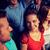 mosolyog · barátok · koncert · klub · buli · ünnepek - stock fotó © dolgachov