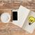 notebooka · filiżankę · kawy · smartphone · działalności · edukacji - zdjęcia stock © dolgachov