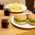 быстрого · питания · Cola · изолированный · белый · продовольствие · льда - Сток-фото © dolgachov