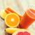 közelkép · friss · dzsúz · üveg · gyümölcsök · asztal - stock fotó © dolgachov