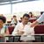 faculdade · professor · palestra · homem · mulheres · caneta - foto stock © dolgachov