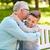 grootvader · kleinzoon · man · gelukkig · kind - stockfoto © dolgachov