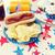 トウモロコシ · 犬 · マスタード · 務め · レモネード - ストックフォト © dolgachov