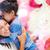 matka · córka · rodziny · dzieci · szczęśliwych · ludzi - zdjęcia stock © dolgachov