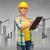 女性 · ビルダー · メモを取る · 建設現場 · 建設 · ビジネスマン - ストックフォト © dolgachov