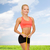 lächelnd · sportlich · Frau · Maßband · Ernährung · Sport - stock foto © dolgachov