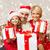 famiglia · felice · helper · Natale - foto d'archivio © dolgachov