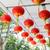 asian · Festival · Laternen · traditionellen · orange · Laterne - stock foto © dolgachov