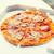 pizza · de · luxo · fatia · quente · calabresa · cogumelos - foto stock © dolgachov