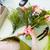 femme · fleuriste · bouquet · travail - photo stock © dolgachov