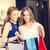 vrouw · naar · boodschappentas · mall · winkel · store - stockfoto © dolgachov