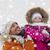 gelukkig · gezin · winter · kleding · buitenshuis · familie - stockfoto © dolgachov
