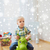 играет · Рождества · фары · семьи · лице - Сток-фото © dolgachov