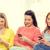 見える · 携帯電話 · 学校 · 技術 · 教育 - ストックフォト © dolgachov