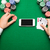 ポーカー · プレーヤー · トランプ · カジノ · 表 - ストックフォト © dolgachov