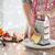 kadın · eller · peynir · pişirme - stok fotoğraf © dolgachov