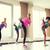 vechtsporten · sport · opleiding · gymnasium · vrouw - stockfoto © dolgachov