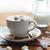 copo · café · raio · mesa · de · madeira · fundo - foto stock © dolgachov