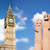 vingers · gezichten · Londen · reizen - stockfoto © dolgachov