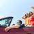 друзей · дороги · поездку · автомобилей - Сток-фото © dolgachov