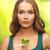 groene · bladeren · hart · geïsoleerd · witte · liefde · natuur - stockfoto © dolgachov