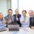 ludzi · działalności · konferencji · gest - zdjęcia stock © dolgachov
