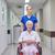 casa · salud · enfermera · toma · medicina · altos - foto stock © dolgachov