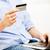 adam · online · alışveriş · teknoloji · ekran - stok fotoğraf © dolgachov