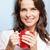 kadın · rahat · fincan · çay · kahve · sıcak - stok fotoğraf © dolgachov