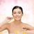 nő · omega · 3 · vitaminok · egészségügy · szépség · arc - stock fotó © dolgachov