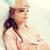 девушки · ребенка · термометра · матери - Сток-фото © dolgachov
