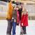 heureux · amis · smartphone · patinage · personnes - photo stock © dolgachov