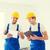 construtores · equipamento · edifício - foto stock © dolgachov