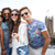 znajomych · podróży · turystyki · technologii · grupy - zdjęcia stock © dolgachov