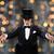 マジシャン · 先頭 · 帽子 · トリック · 魔法 - ストックフォト © dolgachov