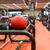 medicine ball and sports equipment in gym stock photo © dolgachov