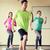 группа · людей · спортзал · фитнес · спорт · подготовки - Сток-фото © dolgachov
