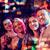 kobiet · szampana · klub · nocny · uroczystości · znajomych - zdjęcia stock © dolgachov