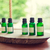 Aromatherapie · Öl · Flaschen · Alternative · Medizin - stock foto © dolgachov