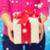 vrouwelijke · handen · Blauw · geschenkdoos · vrouw - stockfoto © dolgachov