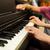 uomo · donna · giocare · piano · musica · store - foto d'archivio © dolgachov