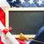 agglegény · kalap · diploma · amerikai · zászló · oktatás · érettségi - stock fotó © dolgachov