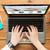 ordenador · portátil · línea · tienda · página · compras · por · internet - foto stock © dolgachov