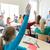 enseignants · écolier · lycée · classe · homme · étudiant - photo stock © dolgachov