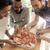szczęśliwy · zespół · firmy · jedzenie · pizza · biuro · działalności - zdjęcia stock © dolgachov