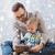 père · en · fils · jouer · maison · famille · paternité - photo stock © dolgachov