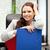 młodych · kobieta · interesu · posiedzenia · krzesło · zdjęcie - zdjęcia stock © dolgachov