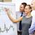 business · team · forex · grafiek · boord · business · geld - stockfoto © dolgachov