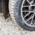 pneu · textura · inverno · preto - foto stock © dolgachov