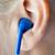 femme · écouter · de · la · musique · stéréo · maison · musique - photo stock © dolgachov
